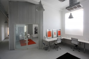 The Boxador office space